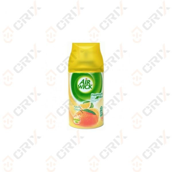 Rezerva odorizant camera Air Wick Sparkling Citrus Freshmatic max 250 ml